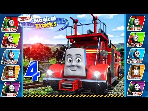 Thomas and Friends : Magical Tracks : #4 - Kids Train Set | Unlock All Train - (By Budge Studios)