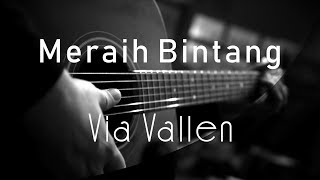 Meraih Bintang - Via Vallen ( Acoustic Karaoke )