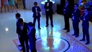 Круто с танцевали на свадьбе ( кыргызы )