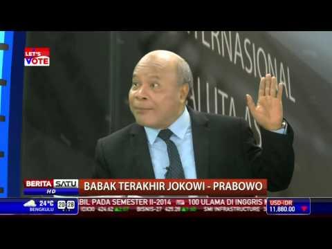 FULL Dialog Babak terakhir Prabowo Vs Jokowi