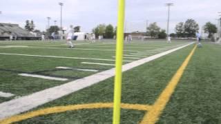 Les Citadins - Soccer féminin, saison 2013-2014
