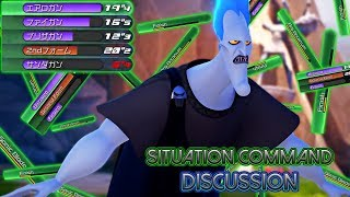 Do Situation Commands Pose a Problem in the Combat System? - Kingdom Hearts 3 Discussion