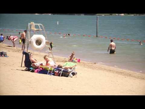 NC State Parks- Lake James Beach