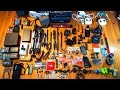 Top GoPro Camera Accessories / Mounts Collection + Tips!