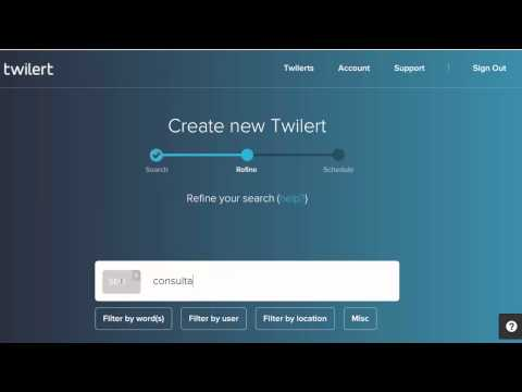 HOW TO: Use Twitter Keyword Search Effectively