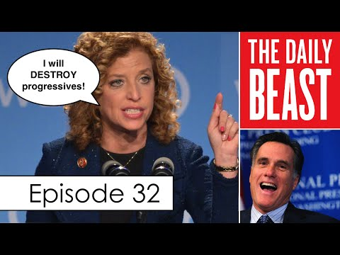 Daily Beast Propaganda, DNC Chair's Dirty Tricks, & More | Episode 32
