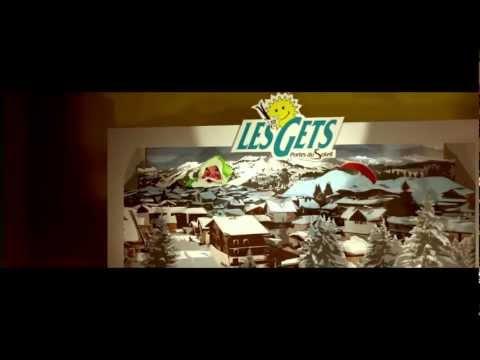 Jeu-concours Père Noël - Station de ski Les Gets