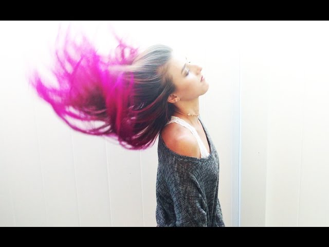 DYING MY HAIR PINK | ARCTIC FOX VIRGIN PINK