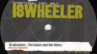 18 wheeler - the hours and the times