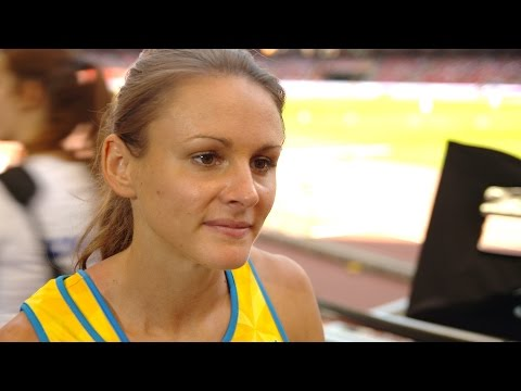 WCH 2015 Beijing - Erica Jarder SWE Long Jump Qualification