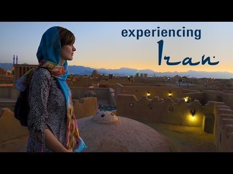 Experiencing Iran: history, nature, backpacking, meeting locals