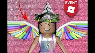HOW to WIN the WING-COLORED (ROBLOX EVENT) I BiaGamer