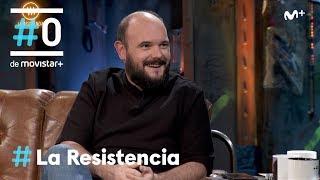 LA RESISTENCIA - Entrevista al Niño de Elche   #LaResistencia 23.09.2019
