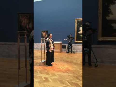 'Sonic Blossom' performance artist Lee Mingwei says 'You are not alone' at Cleveland Museum of Art (photos, video)