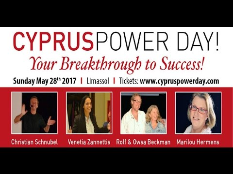 Cyprus Power Day