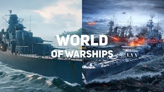 Зачем играть в World of Warships в 2019-м?