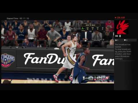 NBA2K16 MyPlayer: Stepping BACK!#TheChaosSquad