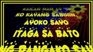 Namimiss Kita (Lyrics) - Jhomajikero (Nasaan Kana Ba Mahal Ko)