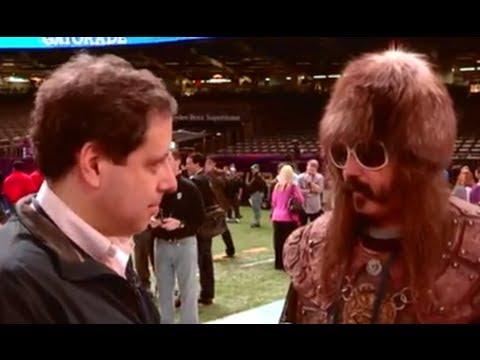 Super Bowl XLVII Media Day - Ravens vs. 49ers