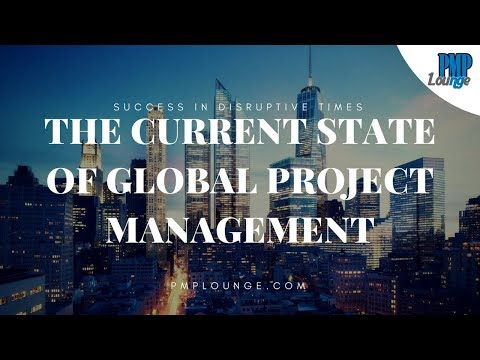 The Current State of Global Project Management