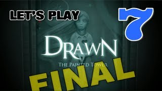 Drawn: The Painted Tower [07] w/YourGibs - Chapter 7: Book and Rooftop - Ending - Final