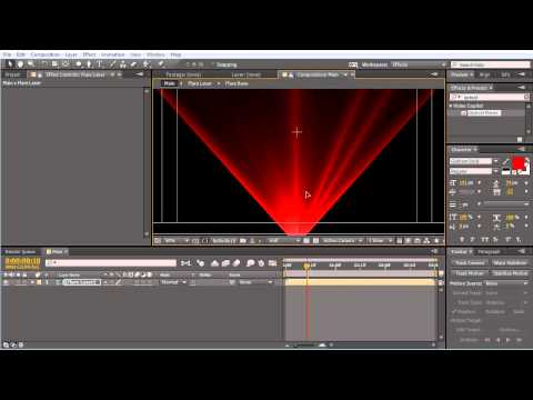 Laser Light Tutorial