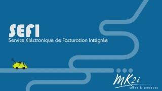 SEFI Service Electronique de Facturation Integree