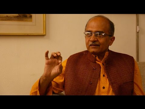 Teaser: Interview with Prashant Bhushan