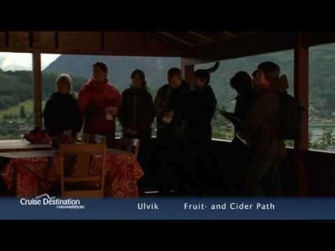 Ulvik Cruise Destinasjon Hardangerfjord