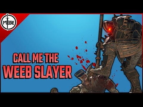 CALL ME THE WEEB SLAYER! - the Parry God enters 2v2! [For Honor]