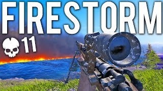 Battlefield FIRESTORM 🔥 Royale Solo Gameplay thumbnail