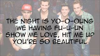 Repeat youtube video Big Time Rush - Love Me Again (with Lyrics)