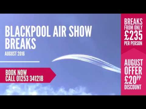 Blackpool Air Show Breaks   The Bond Hotel