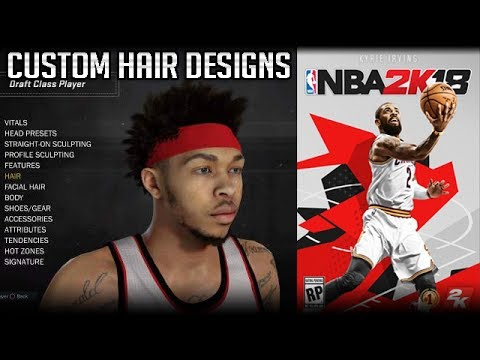 nba 2k18 hairstyles myplayers