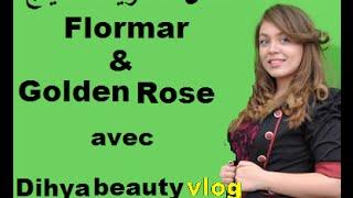 flormar & golden rose haul & reviewديهيا  بنت من وهران تشارك مشتريات مكياج اكثر مركات احبها في وهران