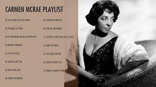 Carmen McRae - Carmen McRae - All The Best (FULL ALBUM - BEST OF JAZZ)