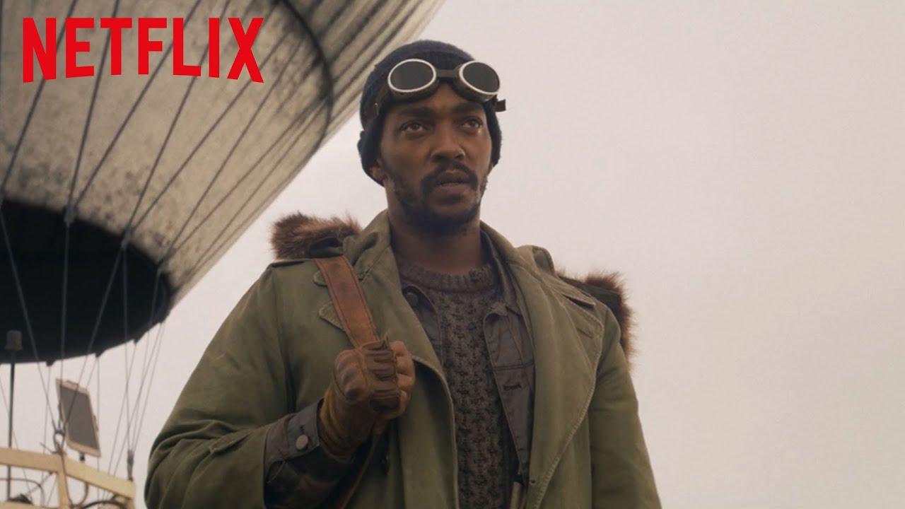 Download IO | Resmi Fragman [HD] | Netflix
