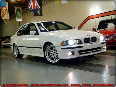 BMW 535I M Sport >> 2003 BMW 540i ///M Sport - eDirect Motors - YouTube