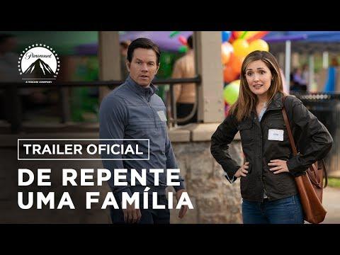 De Repente Uma Família | Trailer Oficial | LEG | Paramount Pictures Brasil
