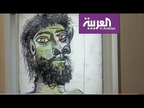 صباح العربية: بيكاسو: المرأة تمزق في كل شيء