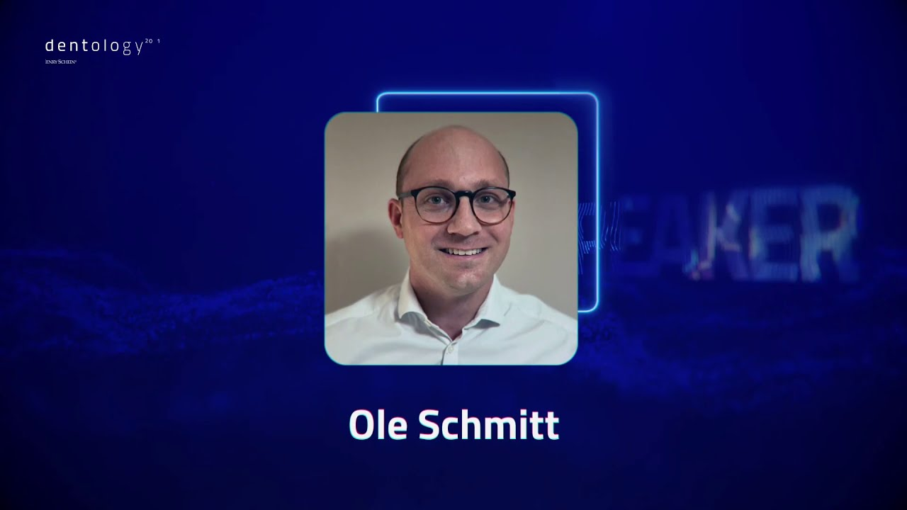Dr. Ole Schmitt  - Digital implantology in daily practice