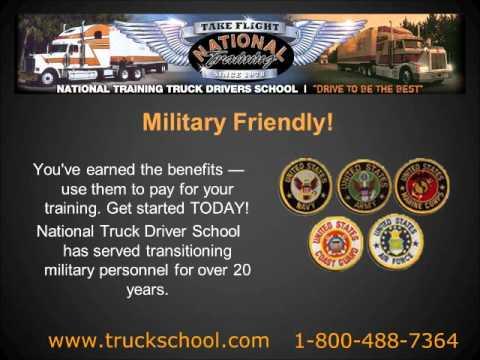 Arkansas Truck Driving School