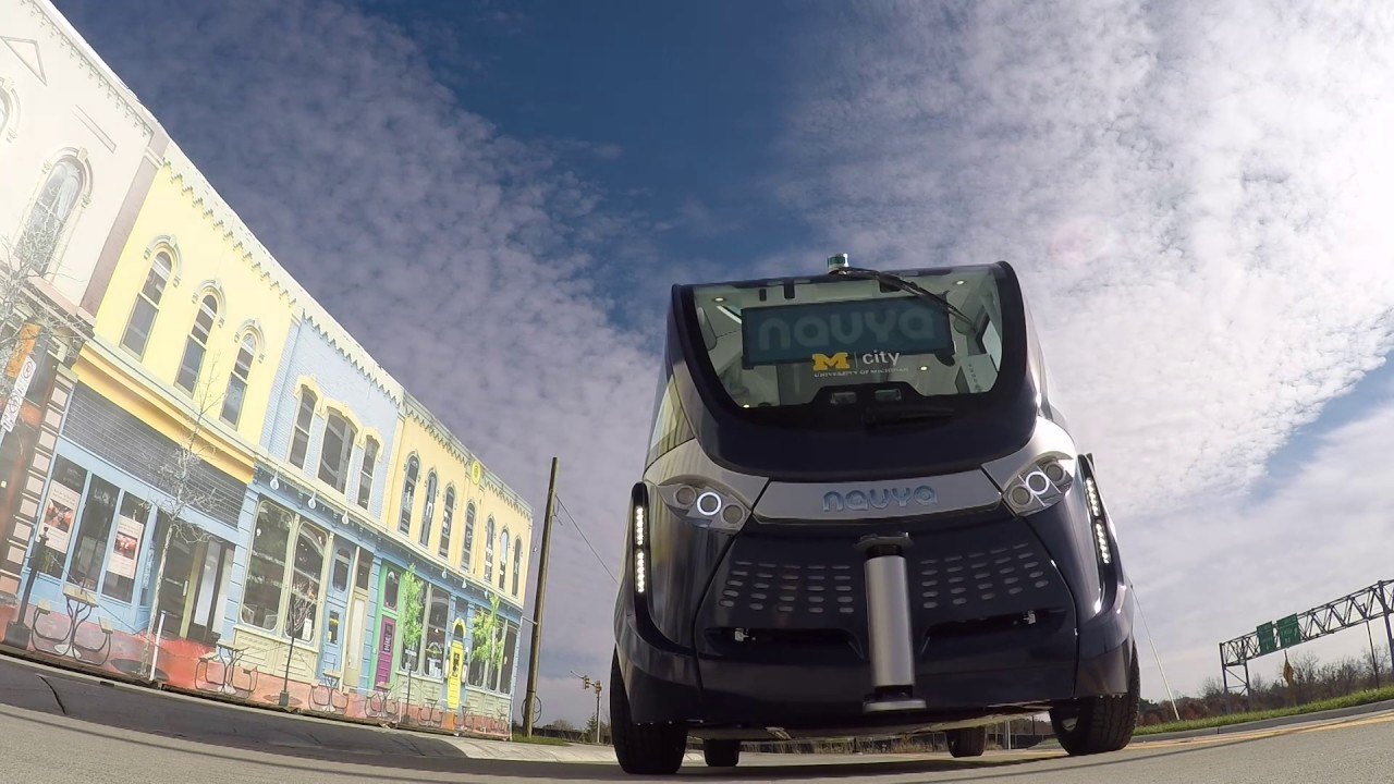 Connected and Automated Vehicles Professional Education University