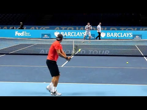 Forehand And Backhand Groundstroke up Forehand And Backhand