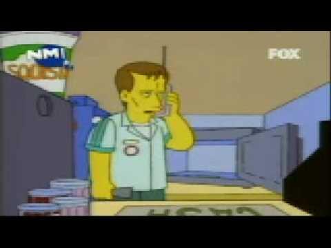 JAMES WOODS EN LOS SIMPSONS - YouTube James Woods Simpsons