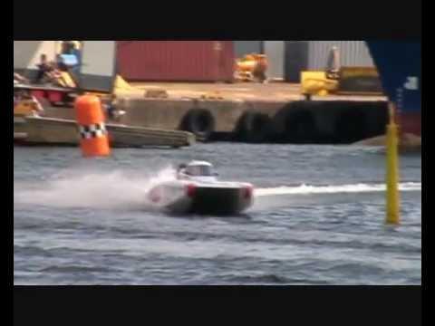 3C OFFSHORE WORLD CHAMPIONSHIP 2011 OSKARSHAMN-SWEDEN (Race) Del 1.