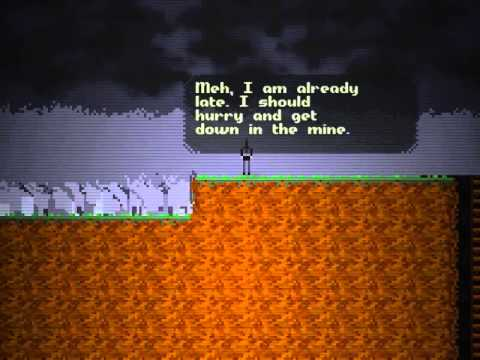 Escaping Scofield Mine Gameplay