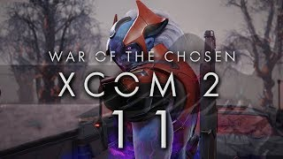 XCOM 2 War of the Chosen #11 CHOSEN WARLOCK - XCOM 2 WOTC Gameplay / Let's Play