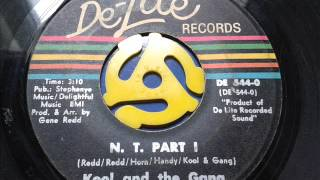 KOOL AND THE GANG - N.T. (PART1) 1971