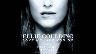 Ellie Goulding  Love Me Like You Do (Official audio) Piosenka 50 Twarzy Greya